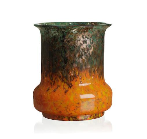 A Monart vase Shape RG