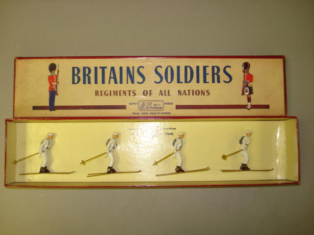 Britains set 2017, Ski Troops 4
