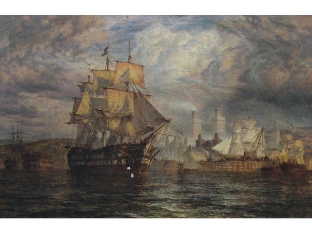 Henry Thomas Dawson (British, 1841-circa 1896) 61 x 91cm