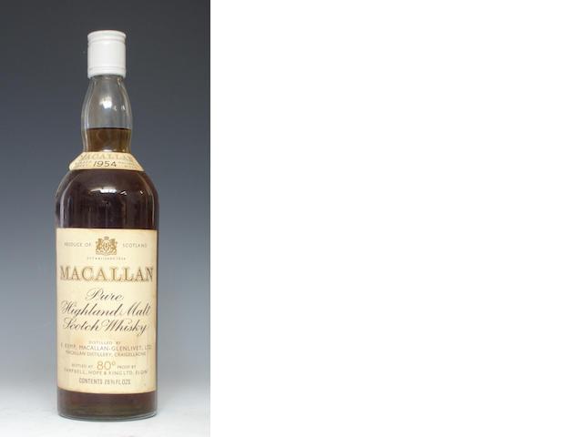The Macallan-1954