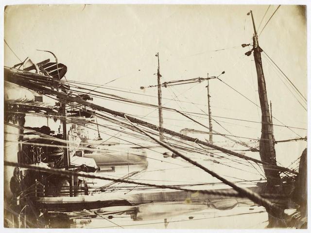 "A manuscript logbook, HMS ""Challenger"" Expedition 1872-76"