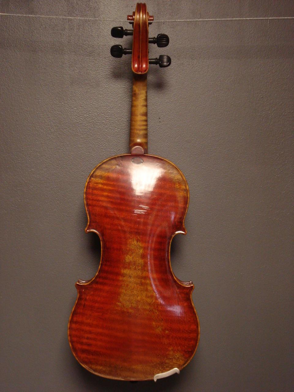A Bohemian Violin, circa 1930 (1)