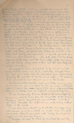 WILSON (EDWARD ADRIAN) Edward Wilson's autograph manuscript of his report on the celebrated winter journey to the Emperor Penguin rookery at Cape Crozier 'General Account of Journey from Cape Evans to Cape Crozier June 27. 1911 to Aug. 1. 1911',