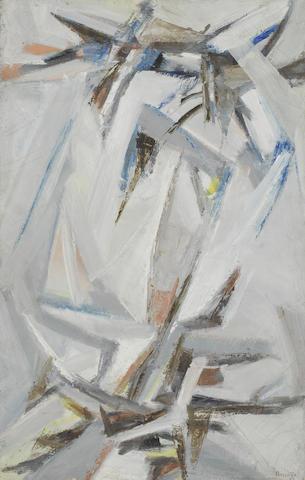 Mario Rossello (Italian, 1927-2000) Untitled, 1957