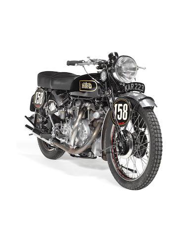 1948 Vincent HRD Sereis B Rapide,