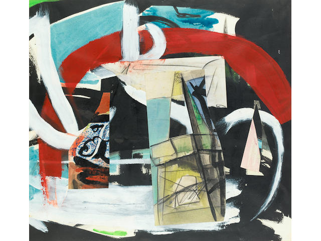 Peter Lanyon 'San Antonio Collage'