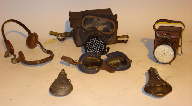 Gas masks and associated apparatus, (quantity)