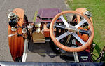 1902 Panhard & Levassor Type A 7HP Twin-Cylinder Rear Entrance Tonneau