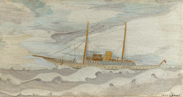 John Craske (British, 1881-1943) 18x34in(46x86.5cm)