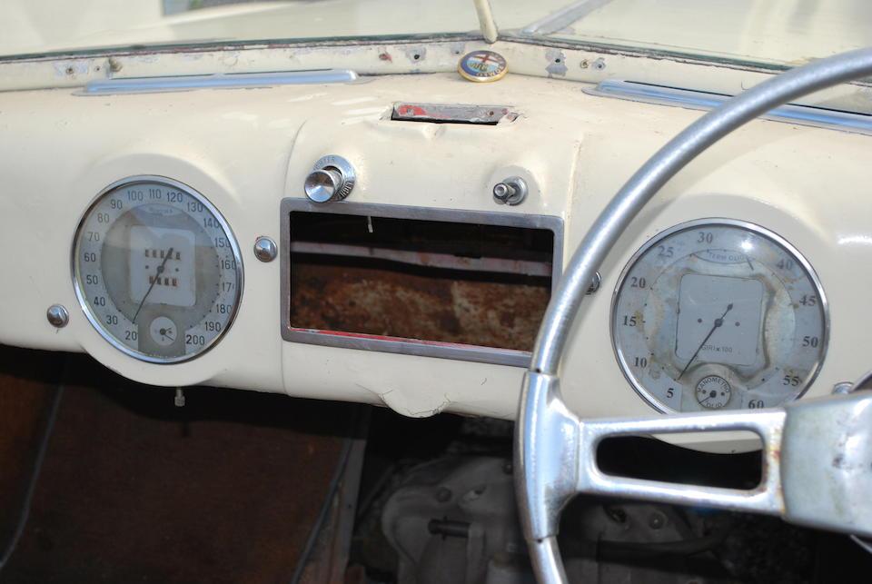 1949 Alfa Romeo 6C 2500 Super Sport Cabriolet  Chassis no. 915808 Engine no. 915808