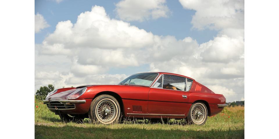 1967 Aston Martin DBSC