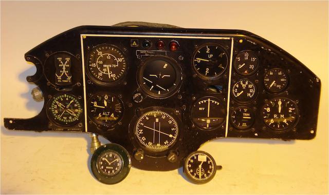 Aeronautical instruments and photography,