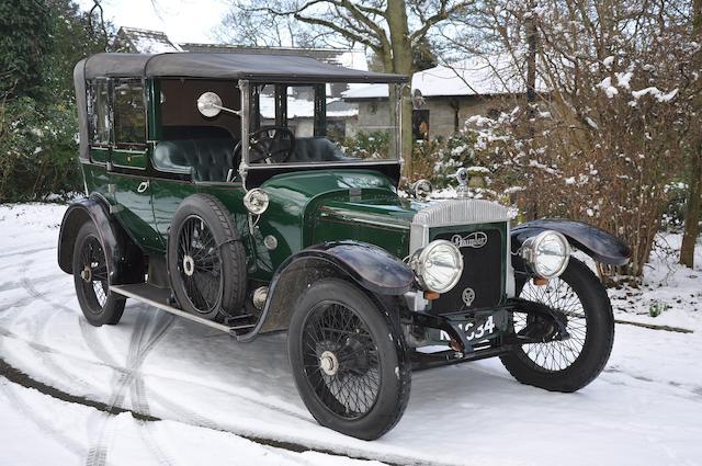 1913 Daimler TS38,