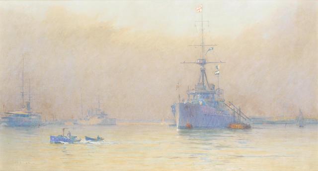 Alma Claude Burton Cull (British, 1880-1931)