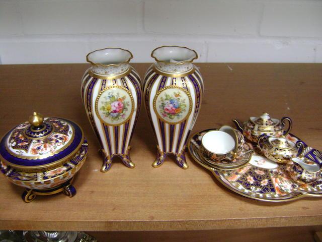 Royal Crown Derby wares