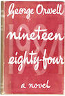ORWELL (GEORGE) Nineteen Eighty-Four, FIRST EDITION