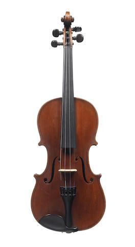 An English Violin by G Firth, 1838 (3)