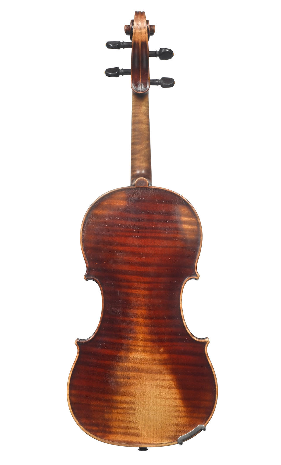 A French Violin attributed to Josef Aubry, Le Harve (2)