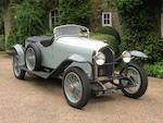 1922 Lorraine-Dietrich Model B3-6 Tourer  Chassis no. 149 Engine no. 13138