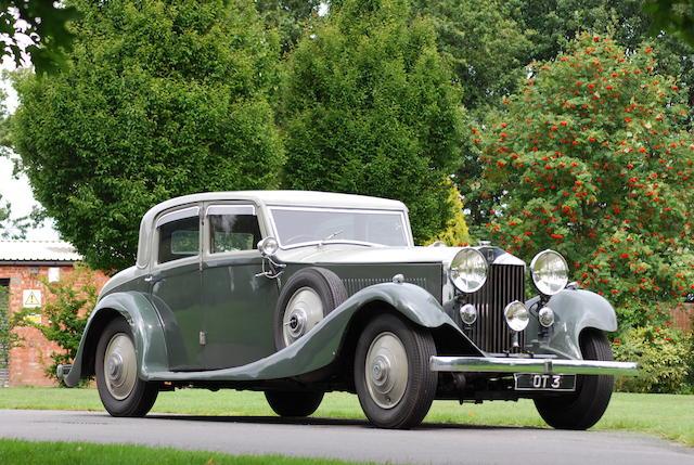 1934 Rolls Royce Phantom II ,