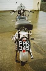 1951 Vincent Rapide 'C' 998cc,