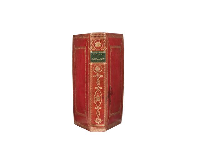 FRANCE, CODE NAPOLEON Code Napoleon. Édition seule officielle pour le Royaume de Westphalie