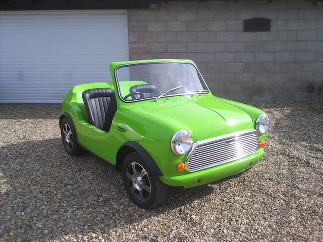 1980 Mini 1000 Convertible  Chassis no. XL2S1N00699614 Engine no. 416918