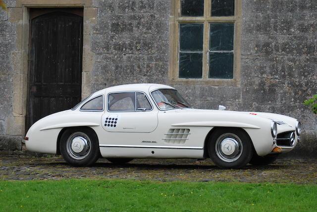 1956 Mercedes 300 SL,