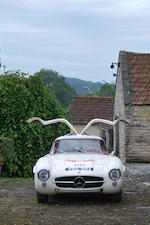 1956 Mercedes-Benz 300SL 'Gullwing' Coupé  Chassis no. 1980406500160 Engine no. 1989805500585