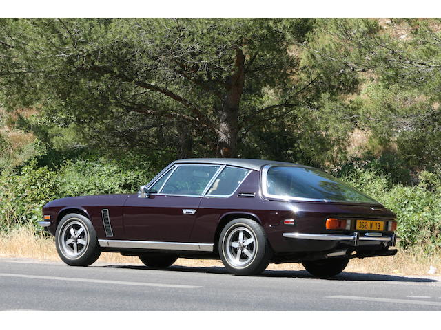 1972 Jensen Interceptor III  Chassis no. 133/5586