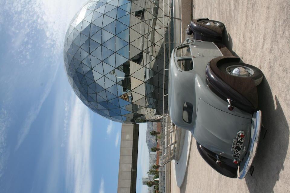 Dernier modèle dessiné par Gabriel Voisin,Voisin C30S Coupe  Chassis no. 60026