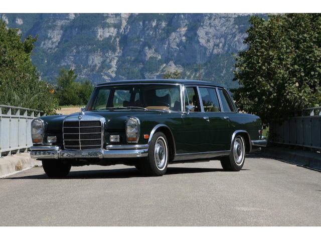 1969 Mercedes 600