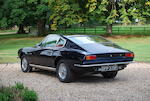 1968 Aston Martin DBS Vantage Saloon  Chassis no. DBS/5063/R Engine no. 400/3857/SVC