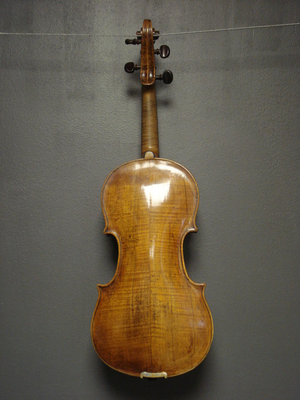 A Violin of the Naples School, circa 1790 (4)