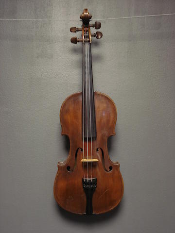 A Violin of the Duke School, circa 1820 (1)