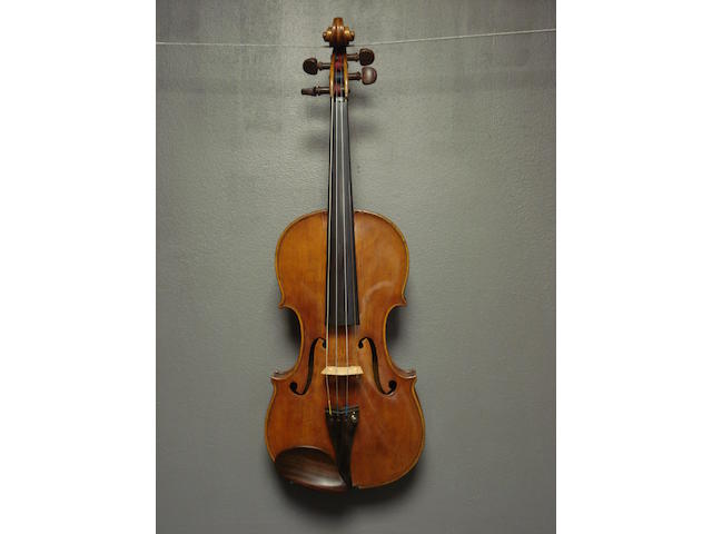 A Violin of the Danube School, circa 1840 (1)