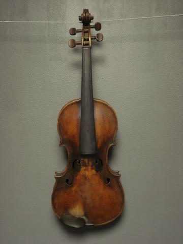 A French Violin of the Caussin School circa 1880 (2)