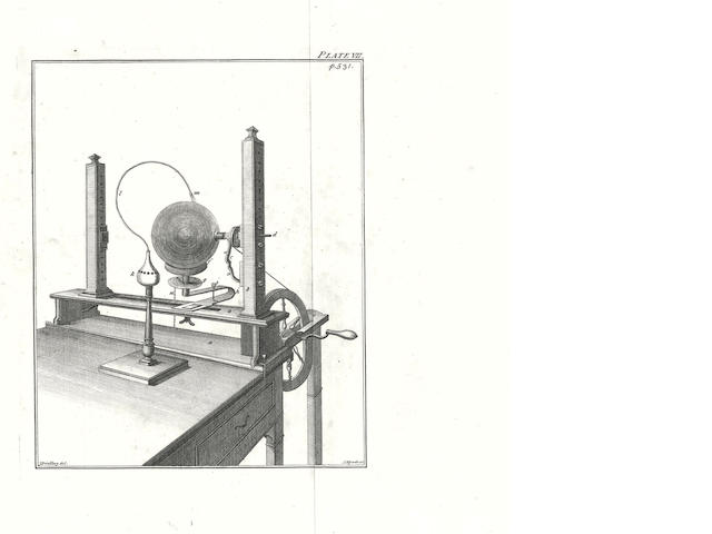 PRIESTLEY (JOSEPH) The History and Present State of Electricity, with Original Experiments