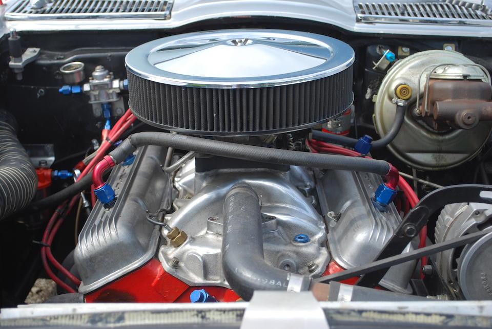 1965 Chevrolet Corvette Competition Coupé  Chassis no. DMV82162CA Engine no. 138368