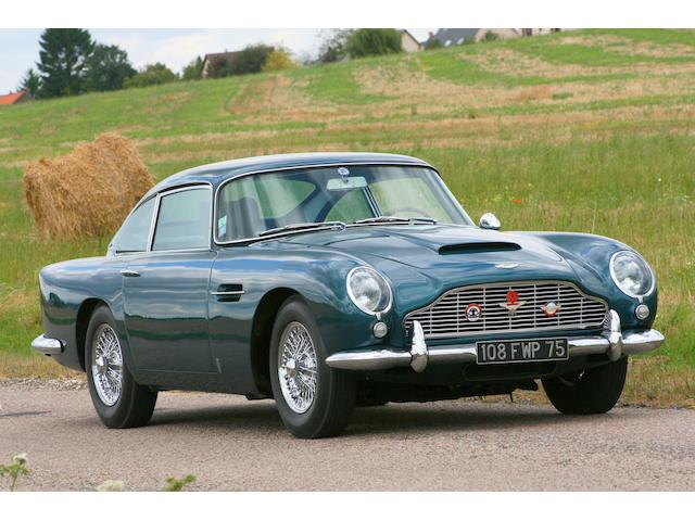 1964 Aston Martin DB5  Chassis no. DB5/1392/L