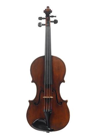 A Violin by George Craske circa 1870 (2)