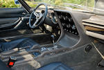 1968 Lamborghini Miura P400 Berlinetta  Chassis no. 3640 Engine no. 2145