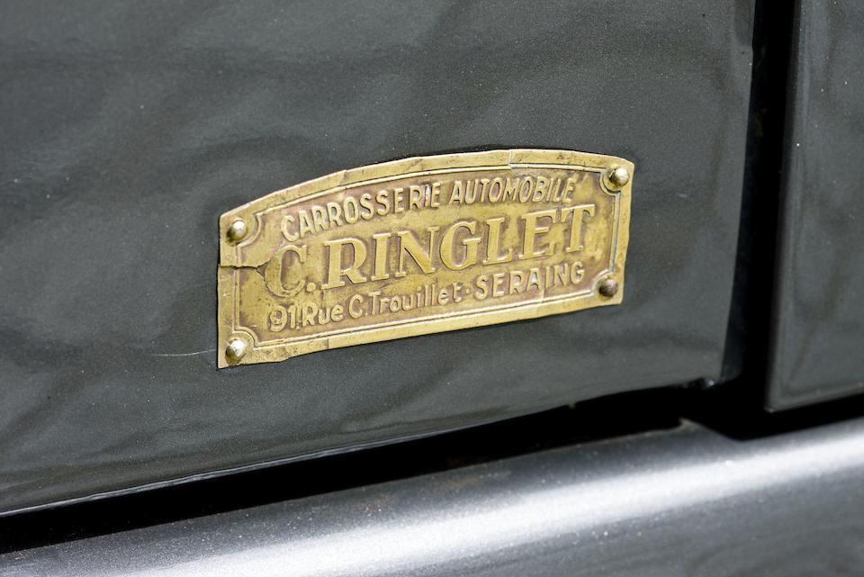 1933 Tracta D2 9CV Faux Cabriolet  Chassis no. 533 Engine no. 22041 W-U-16