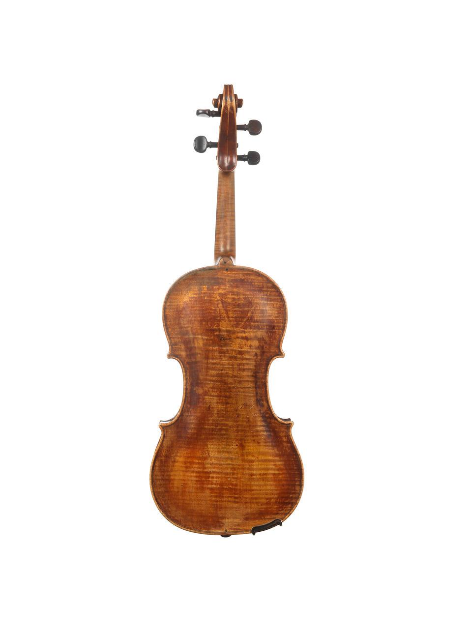 A Violin of the Prague School, circa 1800 (2)