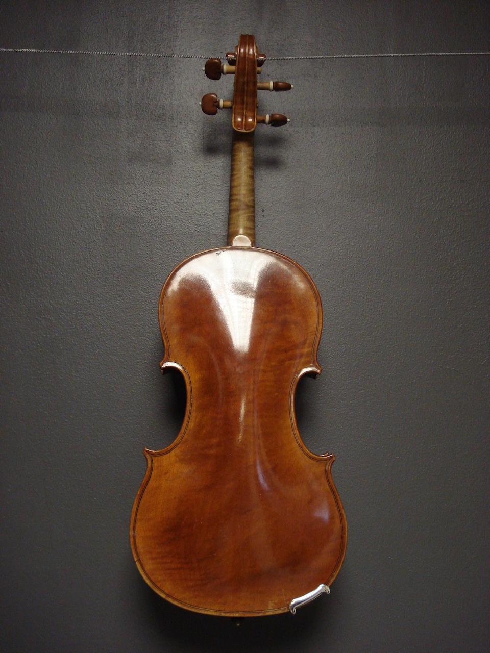 A Violin, circa 1920 (2)