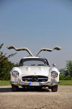 1955 Mercedes-Benz 300SL 'Gullwing', chassis 5500045