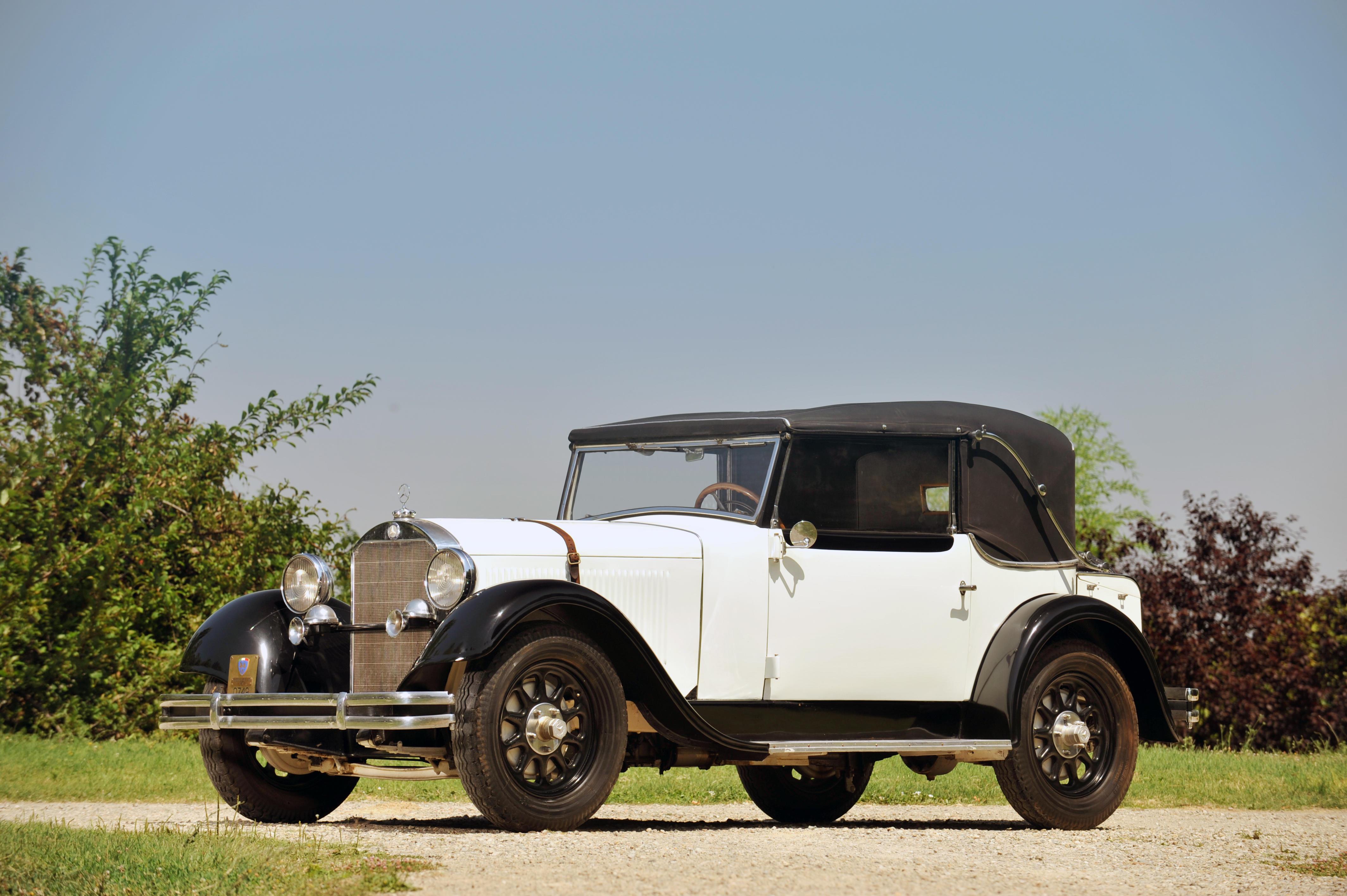 1931 Mercerdes 200SS/W21 Stuttgart 'SS' Sports Roadster Chassis no. 85053...