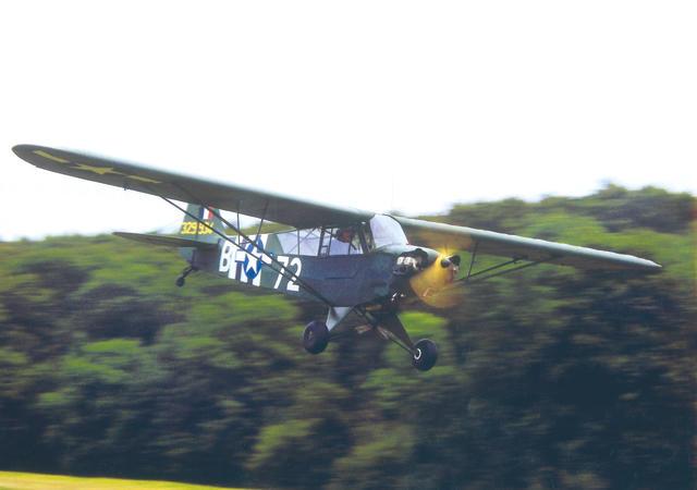 1943 Piper Cub