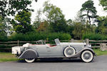 The Factory Experimental and Development Car,1930 Rolls-Royce Phantom II 40/50hp Dual Cowl Sports Phaeton  Chassis no. 25 EX Engine no. UNIT 21