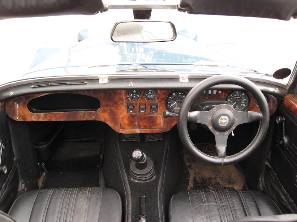 1979 Panther Lima Roadster  Chassis no. 5388/2A